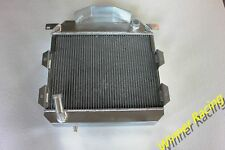 Aluminum Radiator For Austin Healey 100-4 1953-1956 MT 2 Row 56mm Core