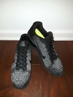 Nike Air Max Sequent 2 Black Grey 852461-001 Running Shoes Men's Size 11.5 Nice!