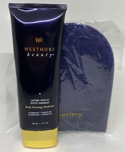 Westmore Beauty Lasting Effects Body Coverage Perfector LIGHT RADIANCE 7 oz +MIT
