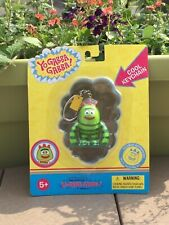 Yo Gabba Gabba brobee key chain backpack overnight bag party favor