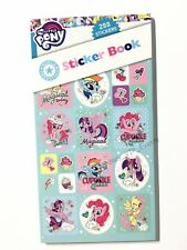 MY LITTLE PONY PARTY KIDS STICKER BOOK 12 SHEETS BIRTHDAY FAVOUR BAG FILLER