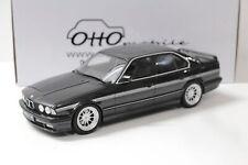 1:18 OTTO mobile OT362 BMW M5 Hartge H5 V12 E34 Sedan 1989 diamond black
