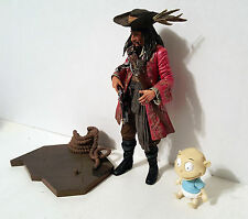 NECA Pirates of the Caribbean Captain Teague Series 2 At Worlds End