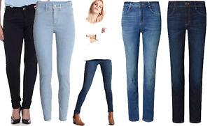 Jeans Skinny Denim Trousers Plus Size X-Zara Smart Stretch R30