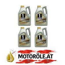 20l Liter Mobil 1 FS 0W-40 Motoröl - MB 229.5, Porsche A40 (ehem. NEW LIFE) 4x5l