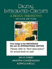 Digital Integrated Circuits by Jan M. Rabaey, Anantha P(Int' Ed Paperback)2ED