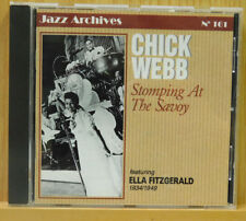 Chick Webb and His Orchestra 1934 to 1949 CD France import 2000 EPM Jazz