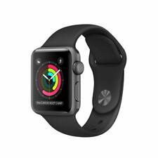Apple Watch Series 3 - 42 mm -  Space Gray Black Band GPS