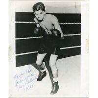 Harry Dublinsky Autographed 8x10 Photo