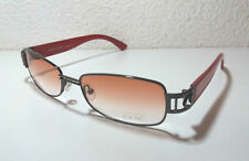 Exte by Versace Ex-60104 DESIGNER Italy Sunglasses Unique Eyewear Shades (3) Red