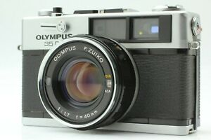 【EXCELLENT +4】Olympus 35 DC Rangefinder Film Camera Late Model From JAPAN