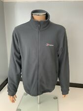 Berghaus Mens Fleece Jacket, Coat, Size Large, L, Grey