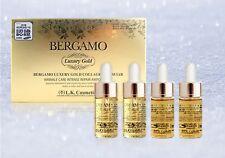 BERGAMO Luxury Gold Collagen & Caviar Repair Ampoule Set. 13ml*4ea.