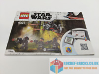 ⭐️LEGO 75226 STAR WARS INFERNO SQUAD - INSTRUCTIONS ONLY - NEW⭐️