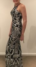 Bariano Jaslene Formal Dress Sz 6(easily Fits Size 8)