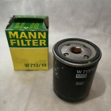 Mann Oil Filter Spin On For Ford Courier 1.8 D D 1.8