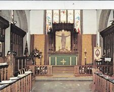 St Mary Magdalene Parish Church Launceston Cornwall Postcard unused VGC