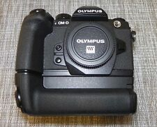 Olympus OM-D E-M1 16.3MP Digital Camera - Black with Lots of Extras!