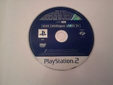 Mobiles catálogo video 3+ Playstation 2 PS2 PAL Demo disco solamente