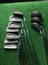 Allied Golf Extreme 3, 4, 5, 6, 7, 9, P, 1, 3, 5 Iron Set Steel, Right handed