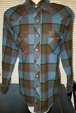 ATP Western Wear Pearl Snap Frontier Shirt Western  High Quality