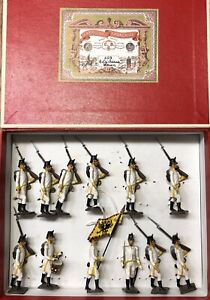 CBG Mignot: Boxed Set - Austrian Infantry. Post War c1970