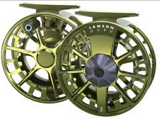 Lamson Guru S-Series 5+ Fly Reel - OG