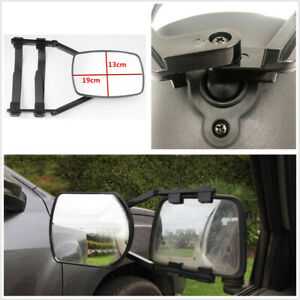 1Pcs Car Trailer Extension Towing Mirror Universal Fit For Trailer Safe Hauling