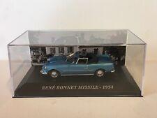 Ixo Altaya 1/43 - RENÉ BONNET MISSILE - 1954