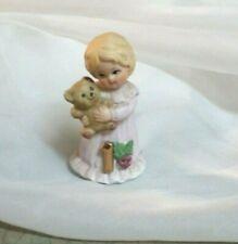 "Enesco ""Growing Up"" Porcelain Dolls Age 1"