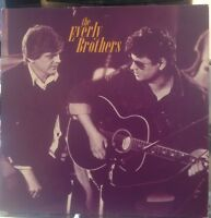 THE EVERLY BROTHERS - THE EVERLY BROTHERS   EX/ EX++ VINYL LP / 1st pressing