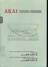 s l225 akai vintage electronics manuals ebay Basic Electrical Wiring Diagrams at mifinder.co