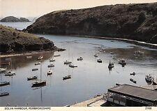 BR83250 solva harbour pembrokeshire ship bateaux wales