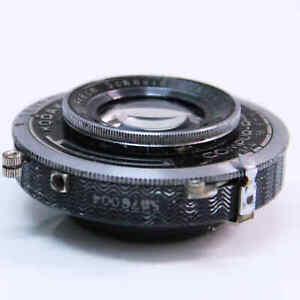 Kodak Schneider Xenar f:3.5 F=8cm Lens for: Suprema Folding 6x6cm Camera