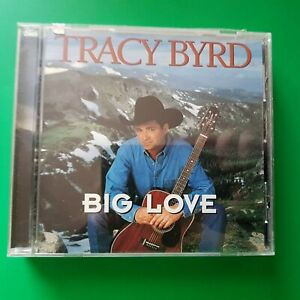 "2 CD TRACY BYRD  "" big love  ""  country rock  & THE GOOD  THE BAD & THE UGLY"