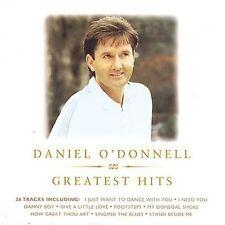 DANIEL O'DONNELL Greatest Hits 2CD BRAND NEW Irish