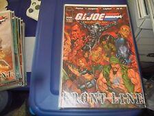 G.I. Joe: Frontline (2002); 1 - 7 (1, 2, 3, 4, 5, 6, 7): 8 issue run/lot; Hama