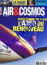 Air & Cosmos n°2514 du 16/09/2016 A350 Thai Airways Drones