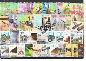 Schönes Lot Briefmarken aus Serbische Republik gestempelt