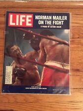 LIFE Magazine March 19 1971 THE FIGHT JOE FRAZIER MUHAMMAD ALI FREE SHIPPING