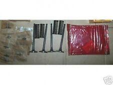 Harley Davidson 45 WL Pistons & Top End Valve Kit Standard .010 .020 pistons (61