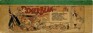 Roger Bean Along the Firing Line #3  by Chic Jackson GOOD printed 1916