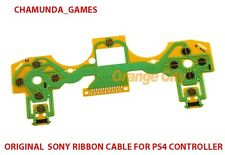ORIGINAL SONY Board Button Ribbon cablefor PlayStation 4 PS4 Wireless Controller