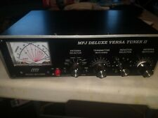 mfj-949d Ham Antenna tuner with Ps and Manual