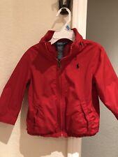 Polo Ralph Lauren Red Size (24 months)Stowaway-Hood Jacket