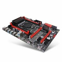 HUANANZHI X99 MOTHERBOARD with M.2 NVMe slot LGA2011-3 DDR3 4 channel 4*USB3.0