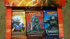 MAGIC dragons maze gatecrash return to ravnica 36 packs 12ea  BOOSTER draft  BOX