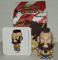 Zangief Blue Street Fighter Series 1 Kidrobot Collectible Art Vinyl Figure