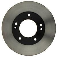 Disc Brake Rotor-Non-Coated Front ACDelco Advantage fits 03-06 Kia Sorento