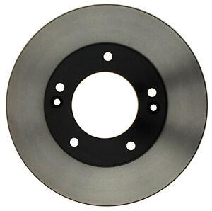 Disc Brake Rotor-Non-Coated Front ACDelco 18A1767A fits 03-06 Kia Sorento